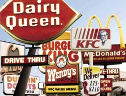 The Top 5′s – Fast Food
