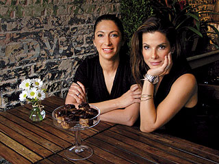 Sandra Bullock is a Hottie and Owns Two Restaurants to Boot