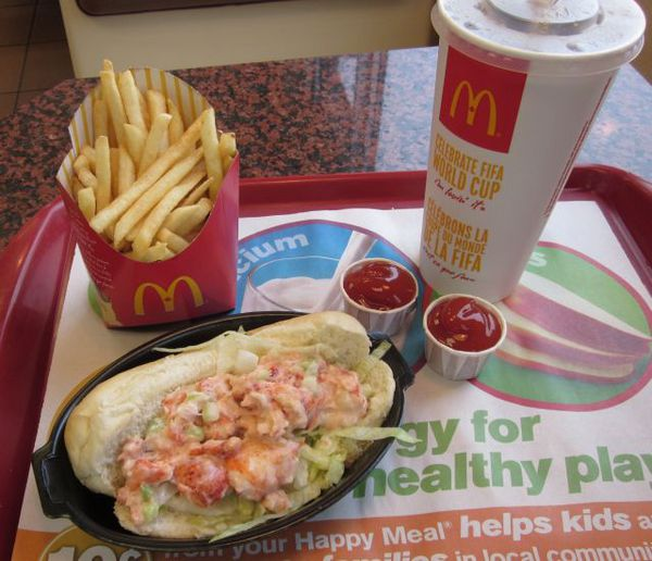 Remember that? 5 Fast Foods you've probably forgotten about.