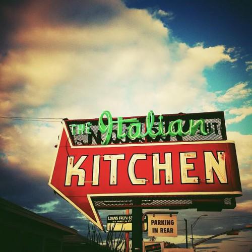 The italian kitchen in el paso tx 2923 pershing drive for Italian el paso tx