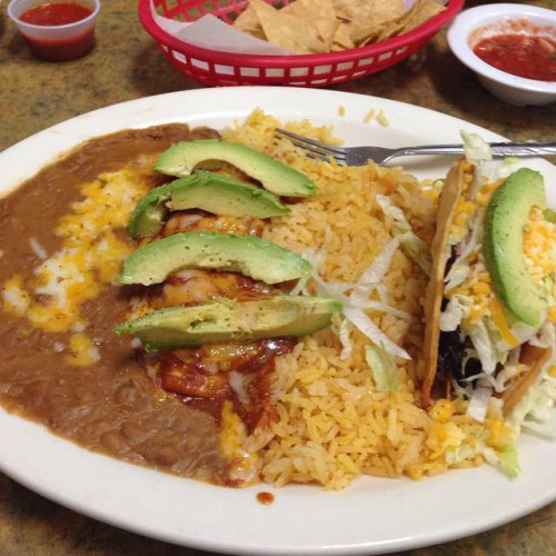 El Chilitos Mexican Restaurant In Ontario Ca