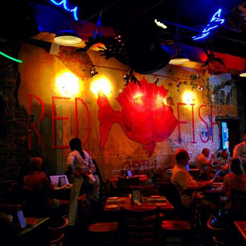 Red Fish Grill in New Orleans, LA