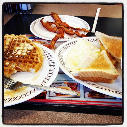 Waffle House in Montgomery, KY
