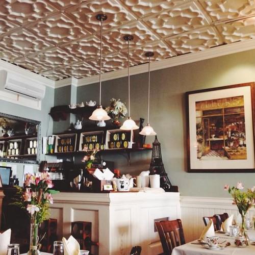 Chat Noir Restaurant In Rockville Centre Ny