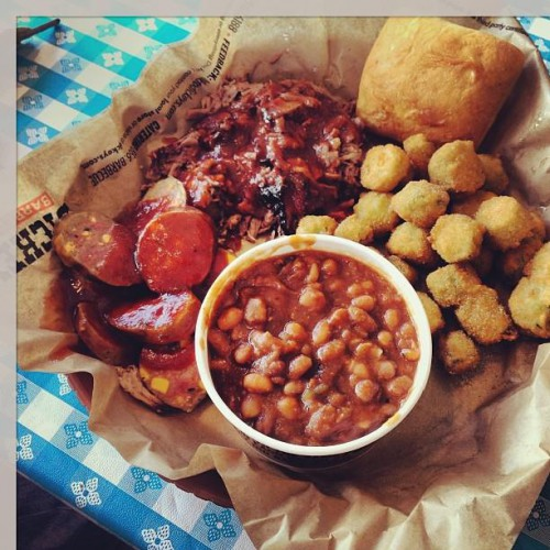 Dickey's Barbecue Pit In High Point, NC