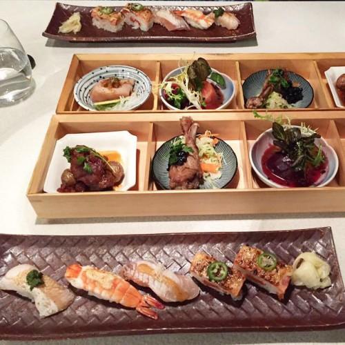 Minami Restaurant in Vancouver, BC