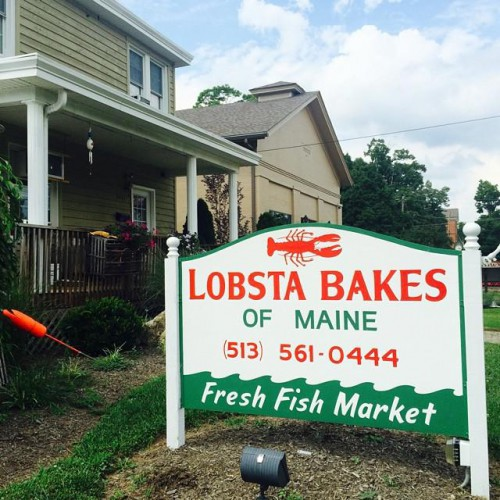 Lobsta Bakes of Maine in Cincinnati, OH