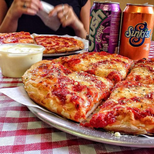 Gerry's Pizzeria in Wilkes Barre, PA