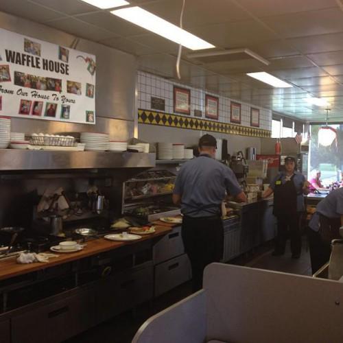 Waffle House in Milton, FL