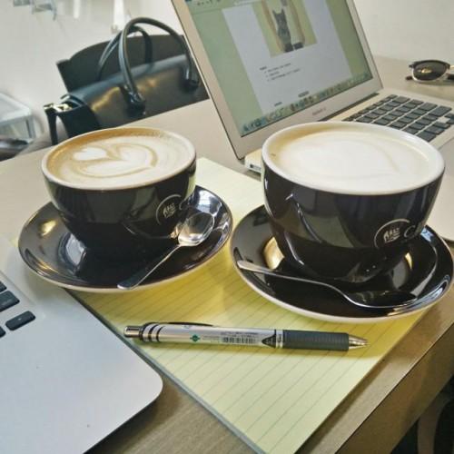 Credo Coffee in Edmonton