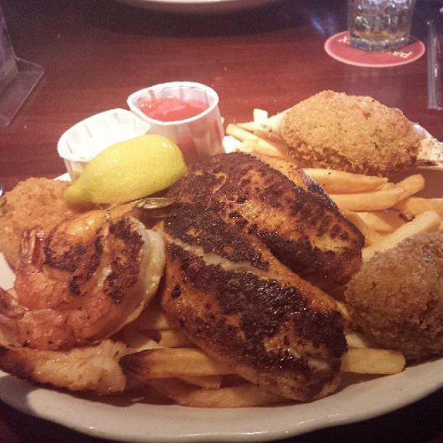 Pappadeaux Seafood Kitchen in Norcross