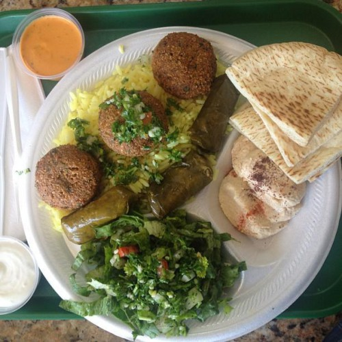 Fattoush Cafe in Nashville, TN