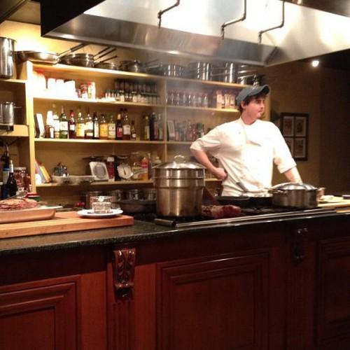 A Chef's Kitchen In Williamsburg, VA