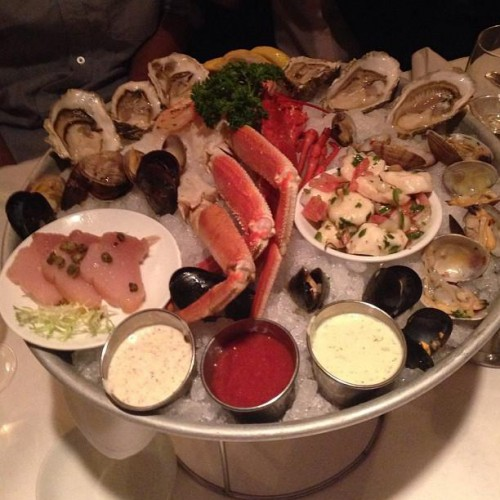 Joe Fortes Seafood & Chop House in Vancouver, BC