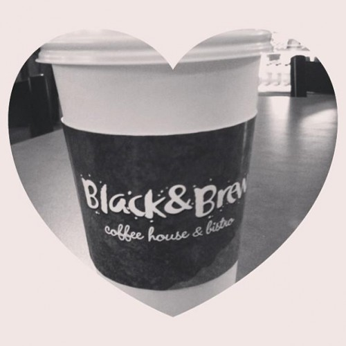 Black & Brew Coffee House & Bistro in Lakeland