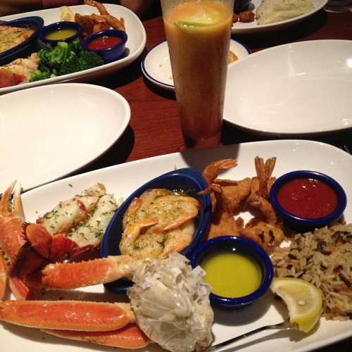 Red Lobster in Wheat Ridge, CO