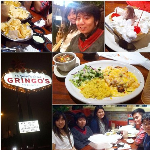 Gringo S Mexican Kitchen In Stafford Tx 12330 Southwest