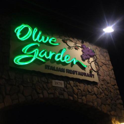 Olive Garden Italian Restaurant In El Paso, TX