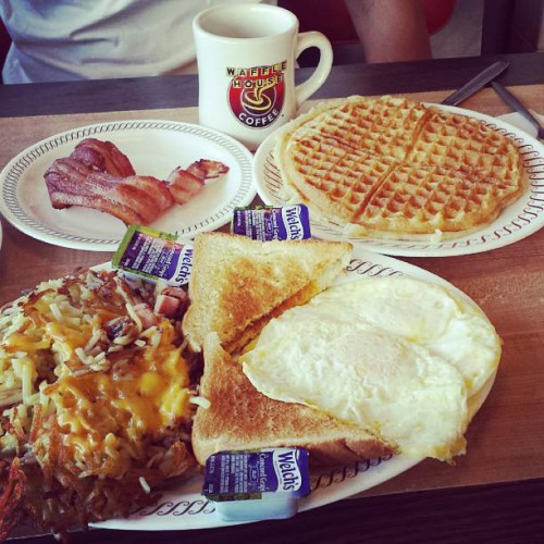 Waffle House in North Charleston, SC