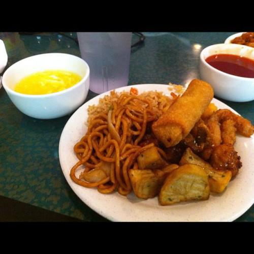 Chinese Food Buffet Montgomery Al