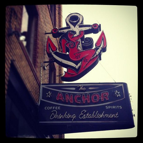 The Anchor in Wichita