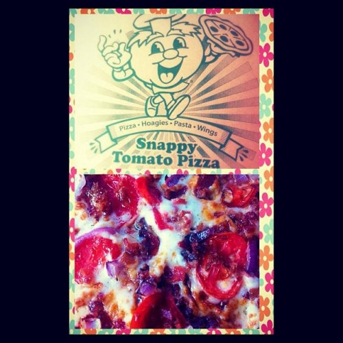 5 reviews of Snappy Tomato Pizza