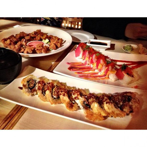 Drunken Sushi in San Francisco, CA