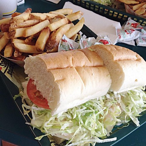 Baldinos Giant Jersey Subs & Salads in Fayetteville, NC
