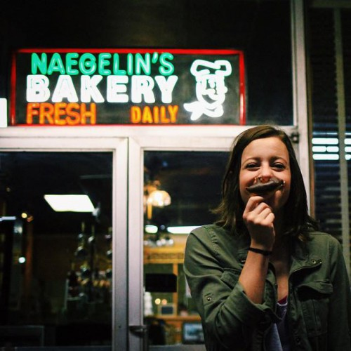 Naegelin's Bakery in New Braunfels, TX