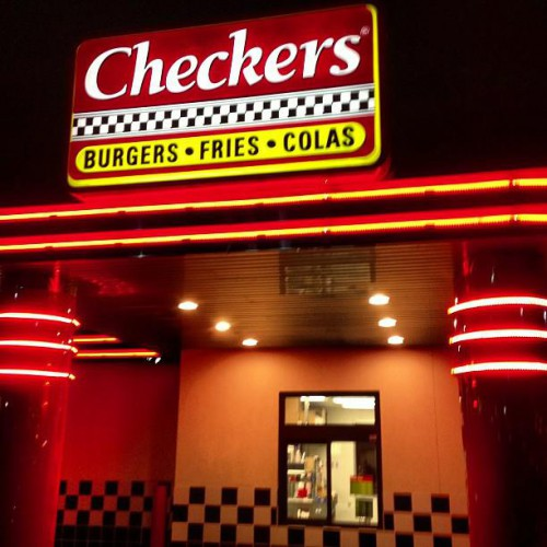 Checkers Drive In Restaurant Levittown Pa