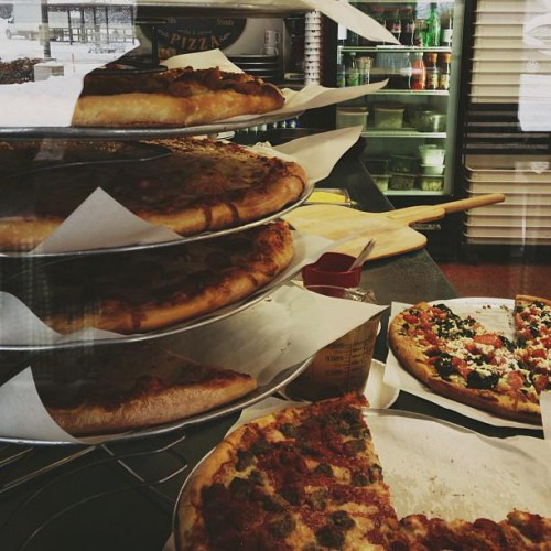 La Portas Pizzaria in Buffalo, NY