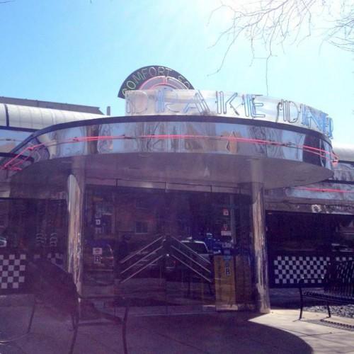 Drake Diner in Des Moines, IA