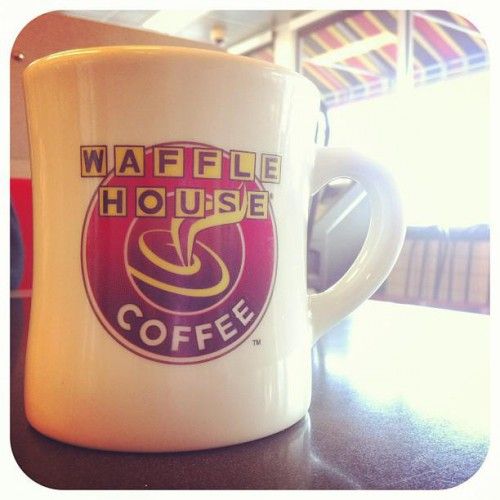 Waffle House in Kingsport, TN