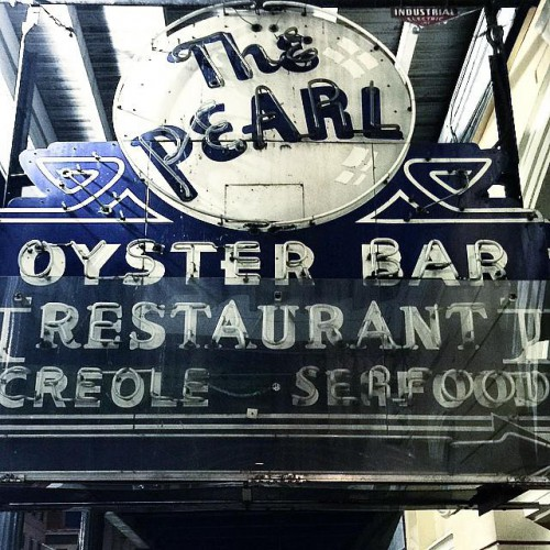The Pearl Restaurant & Oyster Bar in New Orleans, LA