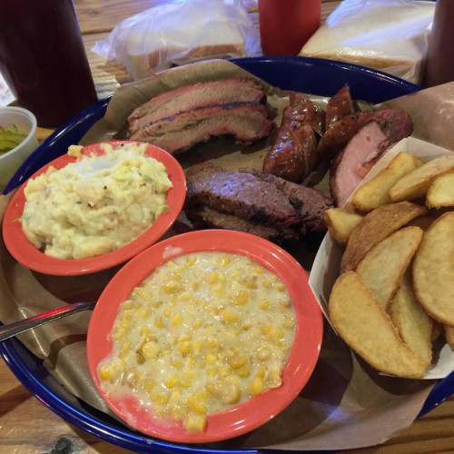 Blanco BBQ in San Antonio, TX