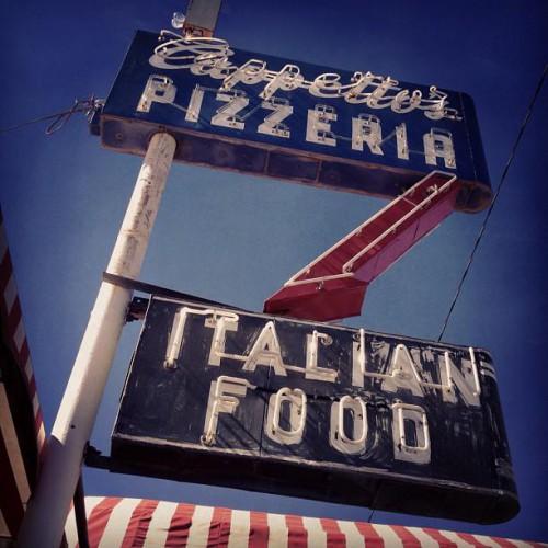 Cappetto 39 s italian restaurant in el paso tx 2716 for Italian el paso tx