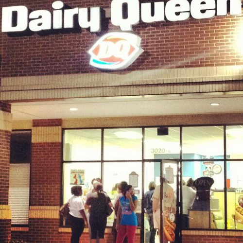 Dairy Queen in Charlotte, NC