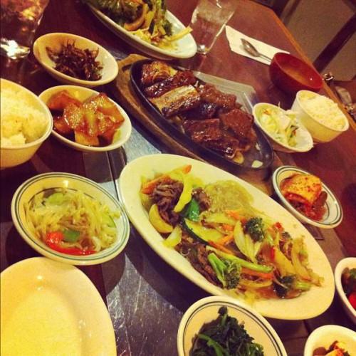 Seoul Garden Restaurant Best Korean Food In Town In Houston Tx 9446 Long Point Road