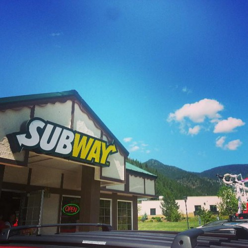 Subway Sandwiches in Kellogg, ID