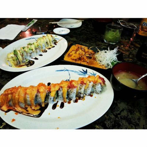 Aloha sushi in elk grove ca 7419 laguna boulevard suite for Aloha asian cuisine sushi