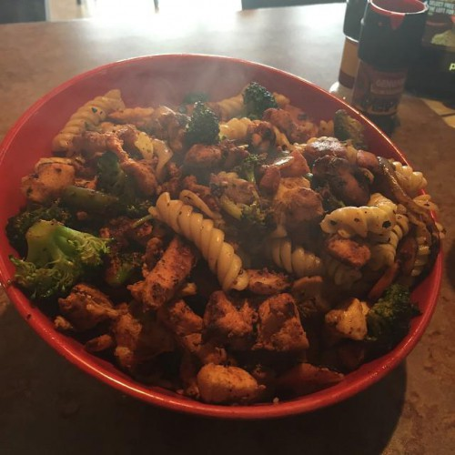 Genghis Grill Build Your Own Stir Fry In Memphis Tn 7706