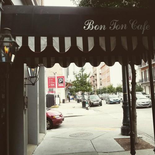 Bon Ton Cafe in New Orleans, LA