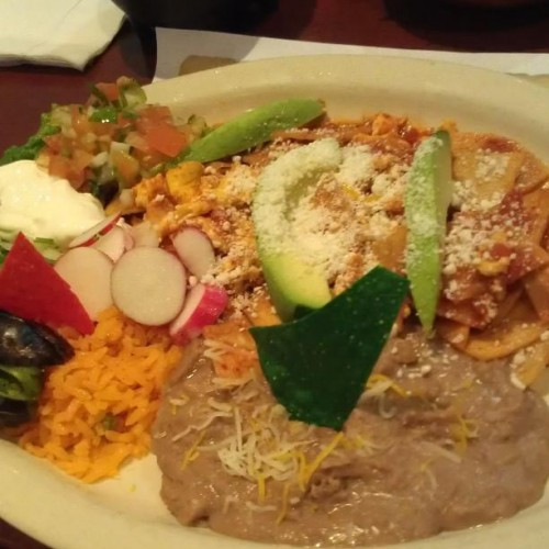 Lettys Mexican Food