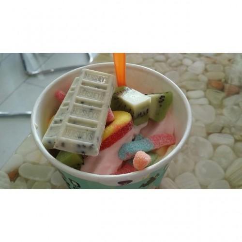 Tutti Frutti Frozen Yogurt in Humble