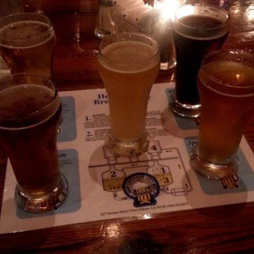 Crescent City Brewhouse in New Orleans, LA