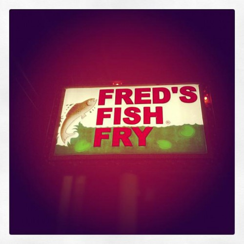 Fred 39 s fish fry no 5 in san antonio tx 3418 culebra for Fred s fish fry