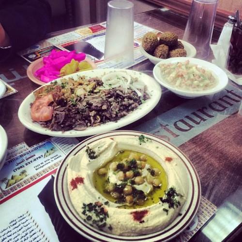 The Nile Restaurant in Bridgeview, IL