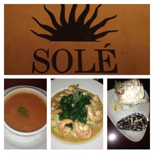 Sole in Oceanside, NY