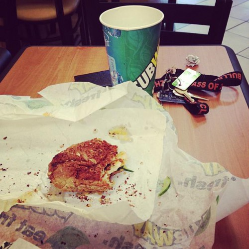 Subway Sandwiches in Wesley Chapel, FL