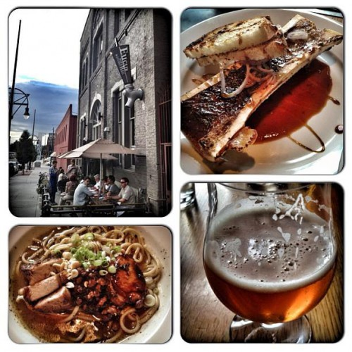 Euclid Hall Bar and Kitchen in Denver, CO